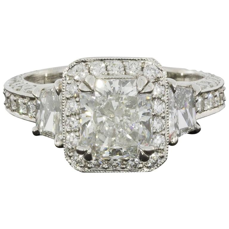 Michael Beaudry Engagement Rings For Sale