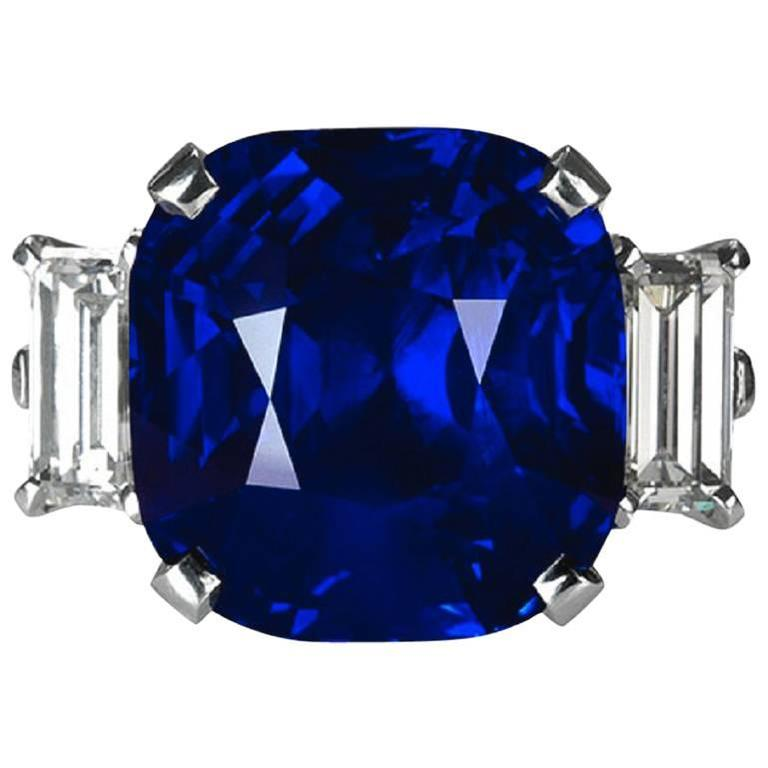 ct auctions gemstone royal sapphire lanka sri blue natural