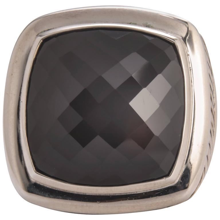 David Yurman Onyx Albion Ring