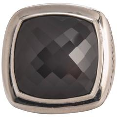 David Yurman Onyx Albion Ring