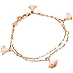 Bulgari Rose Gold Diva's Bracelet
