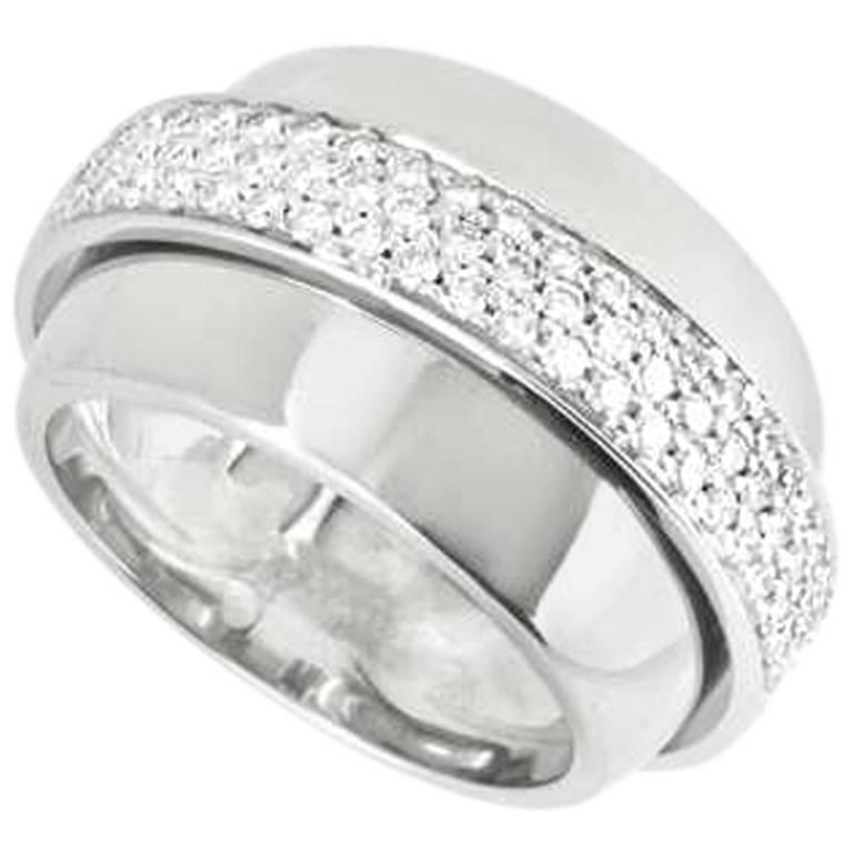 Piaget Possession Diamond Gold Ring