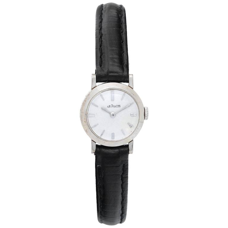 Jaeger-LeCoultre Ladies Manual Wristwatch