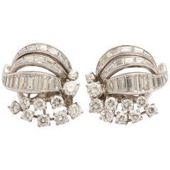Super Chic Diamond Earrings