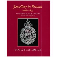 "Book of ""Jewellery in Britain 1066-1837"""