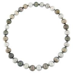 Jona Multicolor South Sea Pearl Necklace