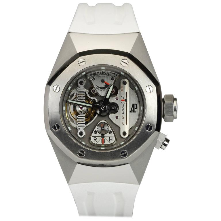 Audemars Piguet Royal Oak Concept CW1 Automatic Wristwatch For Sale