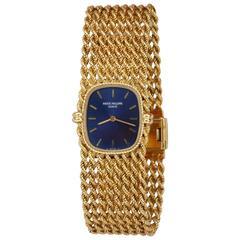 Patek Philippe Yellow Gold Ellipse d'Or Model 4266/2 Wristwatch