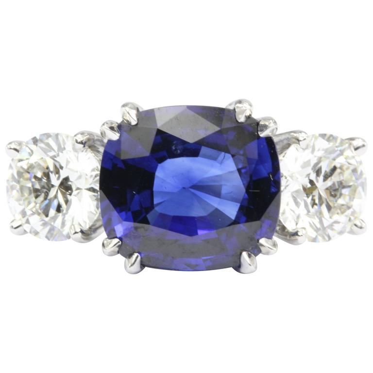 carat blue add cluster princess jewelry nl accent sapphire cart ring beautiful cut in rg diamond to with two gold rose ct