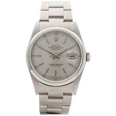 Rolex Datejust Stainless Steel Unisex 16200, 1987