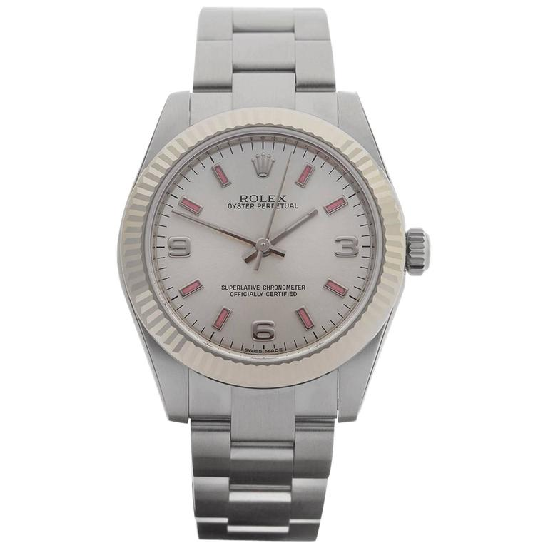 Rolex Oyster Perpetual Ladies 177234 Watch 1