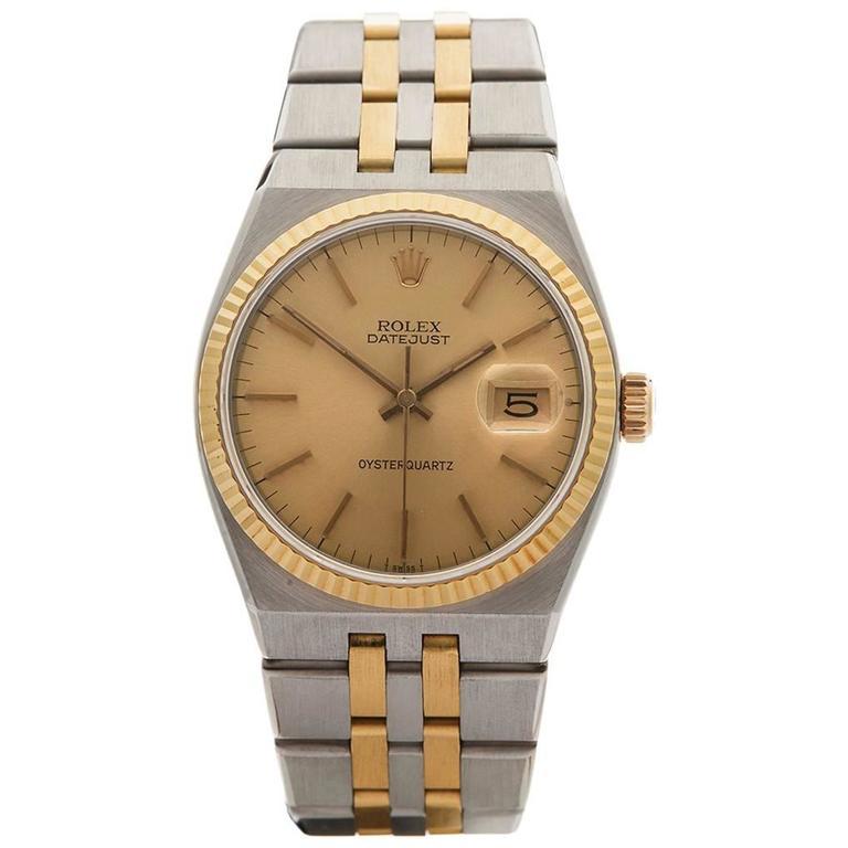 Rolex Oyster Quartz Unisex 17013 Watch