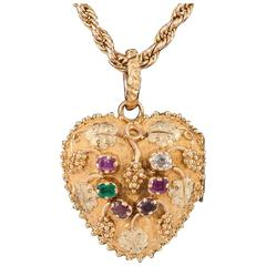 Regency Regard Locket