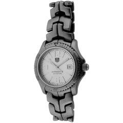 Tag Heuer Stainless Steel Professional Series Quartz Wristwatch