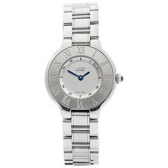 Cartier Must De 21 Ladies 1340 Watch