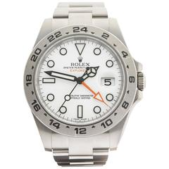 Rolex Explorer II Orange Hand Xl Gents 216570 Watch