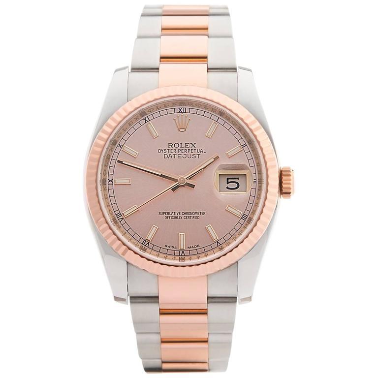 Rolex Datejust Unisex 116231 Watch 1