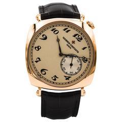 Vacheron Constantin Yellow Gold Historiques American 1921 Wristwatch