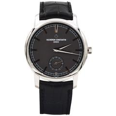 Vacheron Constantin Platinum Traditionnelle manual Wristwatch