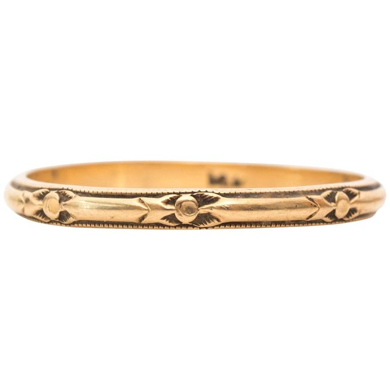 gold band bands handcrafted diamonds with round diamond karat mavrik jewelry products brilliant rose