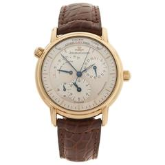 Jaeger-LeCoultre Master Control Geographic Gents 169.1.92 Watch
