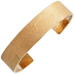 Allison Bryan Bronze Toddy Cuff