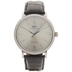 IWC Portofino Original Diamond Bezel Unisex IW356514 Watch