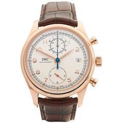 IWC Portuguese Chronograph Gents IW390402 Watch