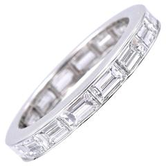 Harry Winston Diamond Eternity Band