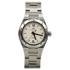 IWC Schaffhausen Stainless Steel Ingenieur Automatic Wristwatch