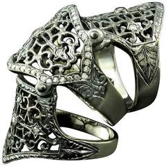Loree Rodkin Armor Ring