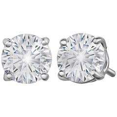 Marisa Perry 73 Point Forevermark Diamond Studs in Platinum