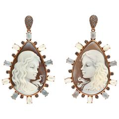 Amedeo Pretty Woman Couture Earrings