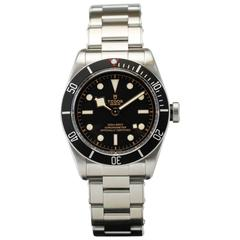 Tudor stainless steel Heritage Black Bay Dive Automatic Wristwatch, Ref 79230N