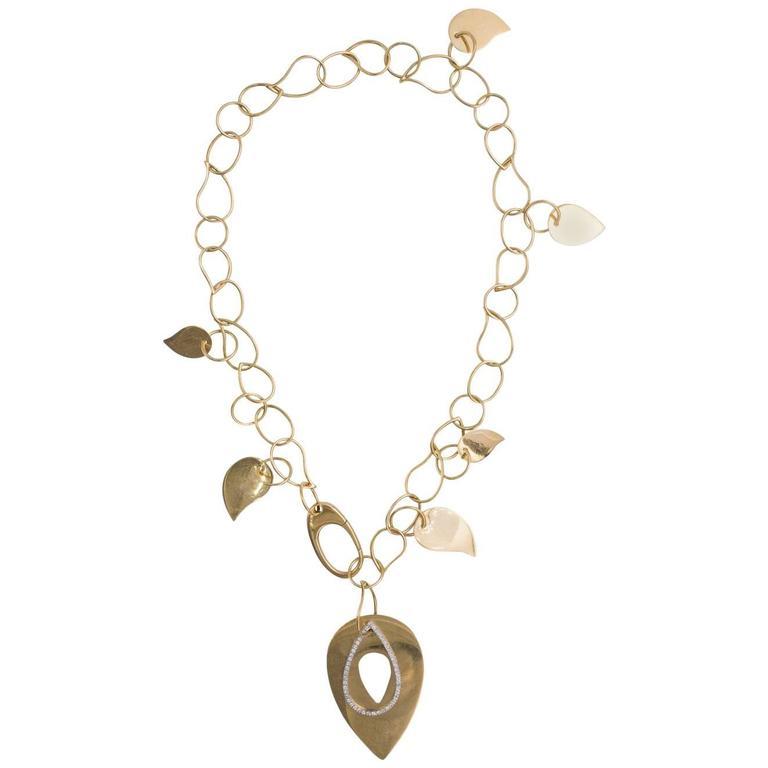 Contemporary Italian Designer Necklace
