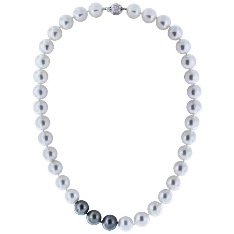 South Sea Tahitian Pearl Necklace