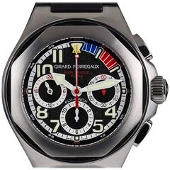 Girard Perregaux Titanium Limited Edition BMW Oracle Laureato USA 98 Wristwatch