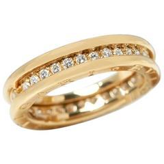 Bulgari Diamond Gold B.Zero 1 Ring