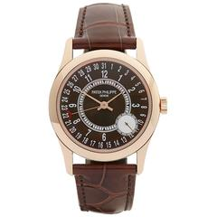 Patek Philippe Calatrava Gents 6000R-001 Watch