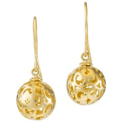 Berber Ball Earrings