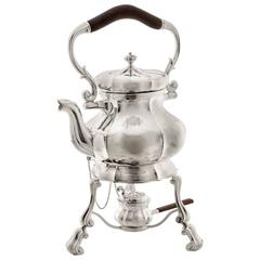 Missiaglia Sterling Silver Samovar
