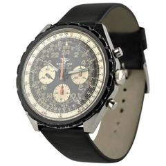 Vintage Classical Breitling Navitimer Pilot Chronograph, 1969