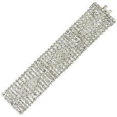 Platinum Retro Bracelets