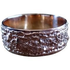 Undefined Ring in 18 Karat Rose Gold