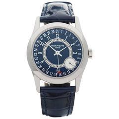Patek Philippe Calatrava 6000g-012 Gents 6000G-012 Watch