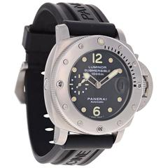 Panerai Luminor 1950 Submersible 1000M Tritium Dial PAM 243