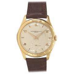 Vacheron & Constantin Rose Gold Jubilee Chronometer Manual Wind Wristwatch