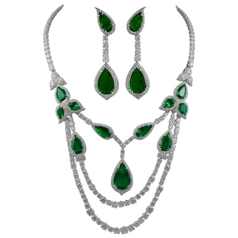 David Morris Emerald Diamond Platinum Suite 1