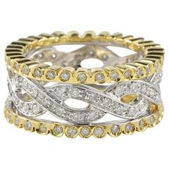 2.20 Carat Diamond Eternity Ring
