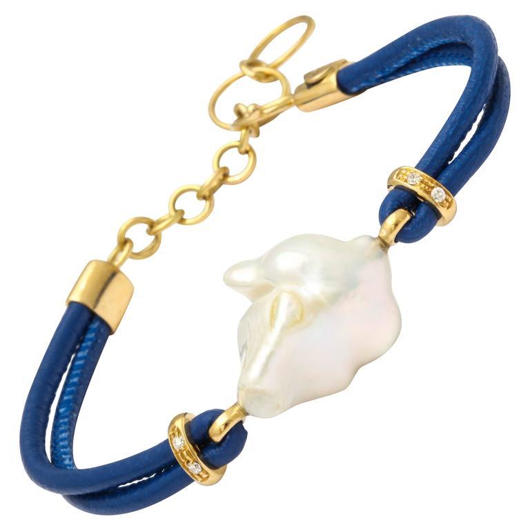 Faraone Mennella Freshwater Pearl Bracelet